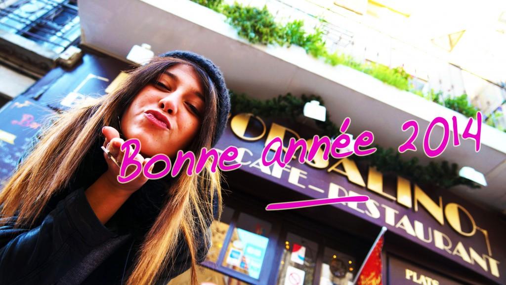 Alizé vous souhaite au nom de toute l'équipe du Borsalino une appétissante et savoureuse année 2014